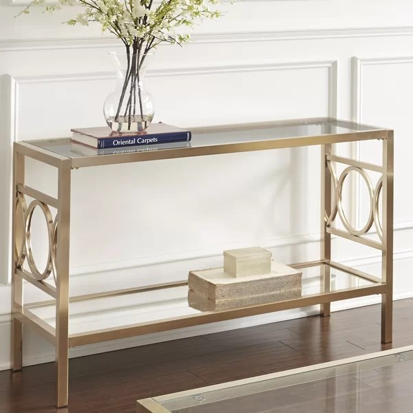 Willa Arlo Interiors Astor Console Table  Reviews  Wayfair