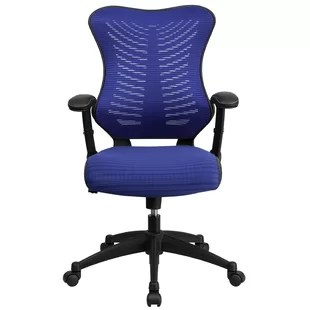 desk chair blue cover hire maidstone chairs you ll love wayfair heath ergonomic task