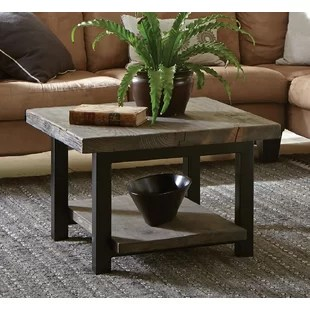 square coffee tables you'll love | wayfair