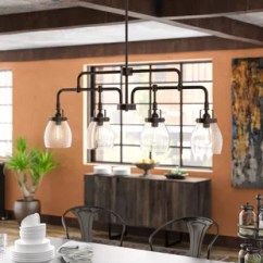 Kitchen Island Pendant Lights Wall Cabinet Doors Pendants Birch Lane Panorama Point 4 Light