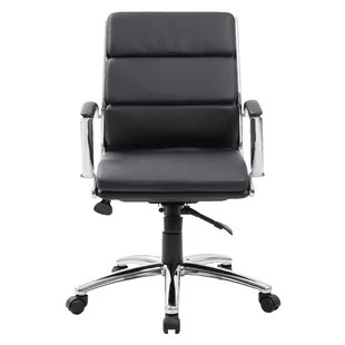 fancy office chairs folding chair meijer modern allmodern quickview