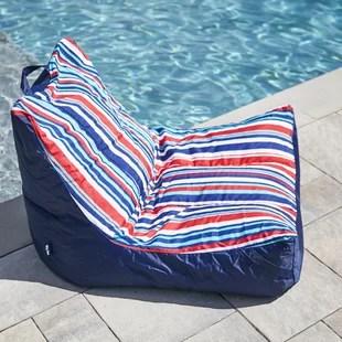 pool floating lounge chairs sears wayfair big joe captains float lounger