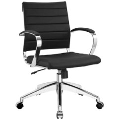 Contemporary Office Chairs Top Grain Leather Club Chair Recliner Modern Allmodern Quickview