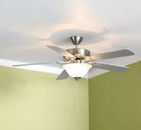 "52"" Hamlett 3-Light 5-Blade Ceiling Fan & Reviews | Birch Lane"