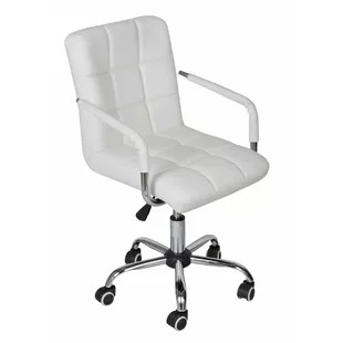 white rolling chair cover rentals durham nc office wayfair adjustable