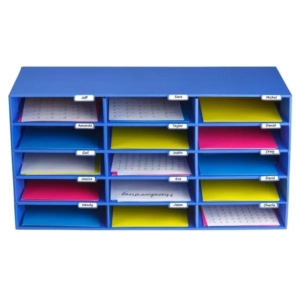 Adir Corp Office Classroom File Folder Sorter Amp Reviews
