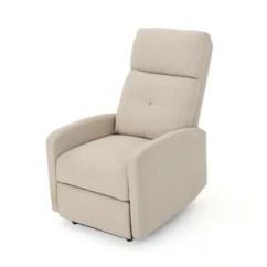 Push Back Chair Modern Slipcovers Fabric Recliner Wayfair Quickview
