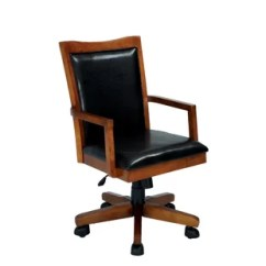 Office Chair Not On Wheels Childrens Folding Table And Chairs Swivel Without Wayfair Quickview
