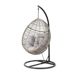Swing Chair With Stand Outdoor What Size Aeron Do I Have Weller Wicker Basket Reviews Joss Main
