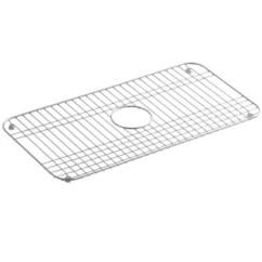 Kohler Kitchen Sink Accessories Refurbish Cabinets You Ll Love Wayfair Bakersfield Stainless Steel Rack 25 X 12 3 4 By