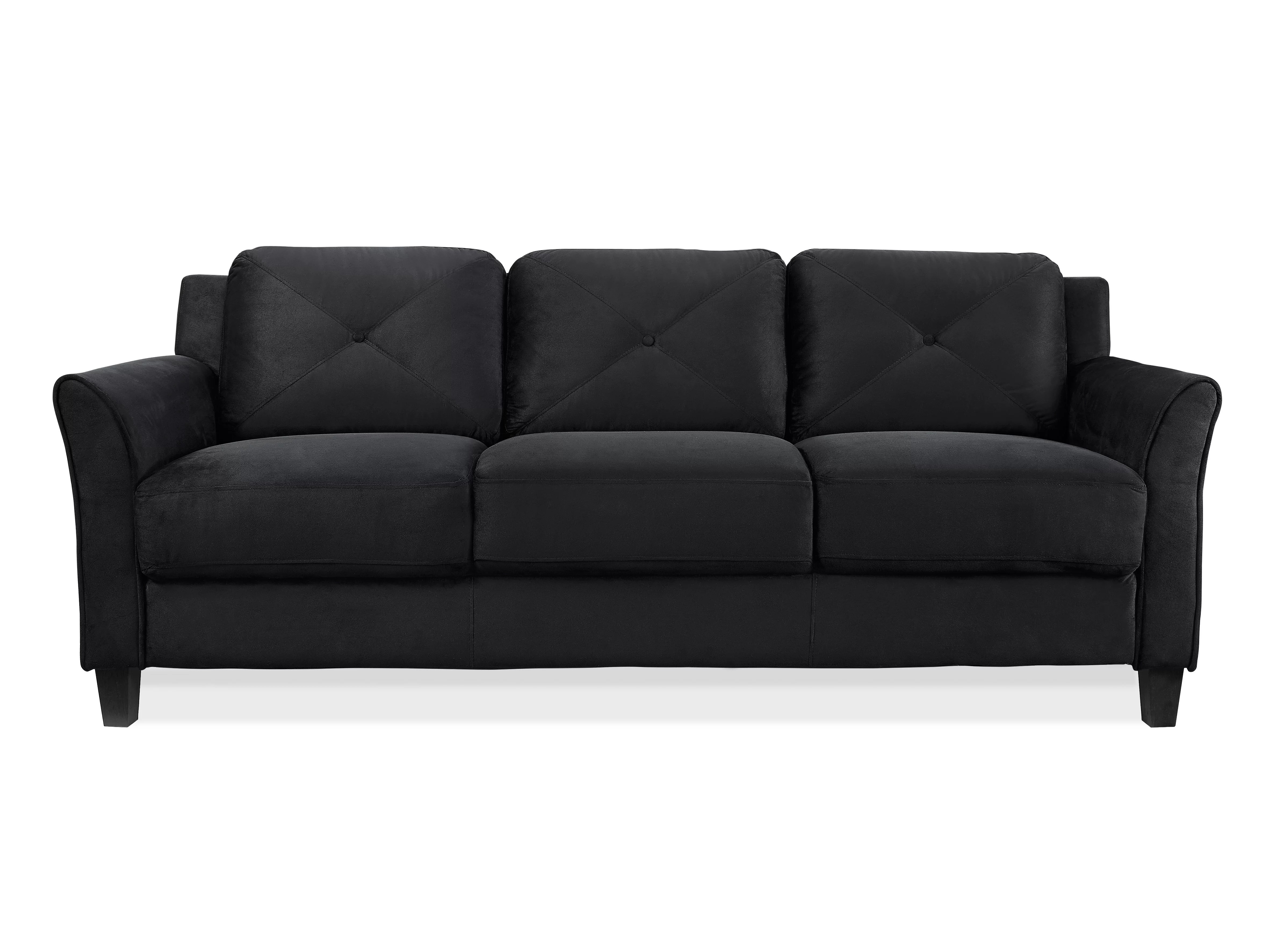 roll arm sofa canada jensen lewis park sofas couches you ll love wayfair quickview