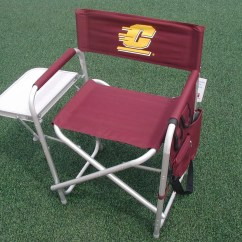 Lsu Folding Chairs Executive Chair Cover Rivalry Ncaa Camping And Reviews Wayfair Ca