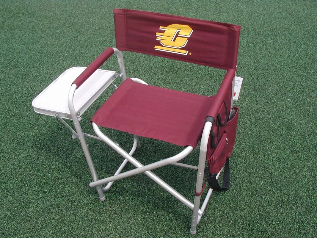 folding kentucky chair yellow plastic adirondack chairs rivalry ncaa camping and reviews wayfair ca