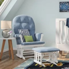 Nursery Rocking Chair Wayfair Anti Gravity With Canopy Gliders Rockers Recliners Quickview