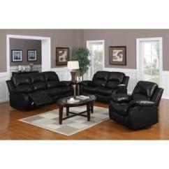 3 Piece Black Leather Living Room Set Hgtv Design Ideas Sets You Ll Love Wayfair Quickview