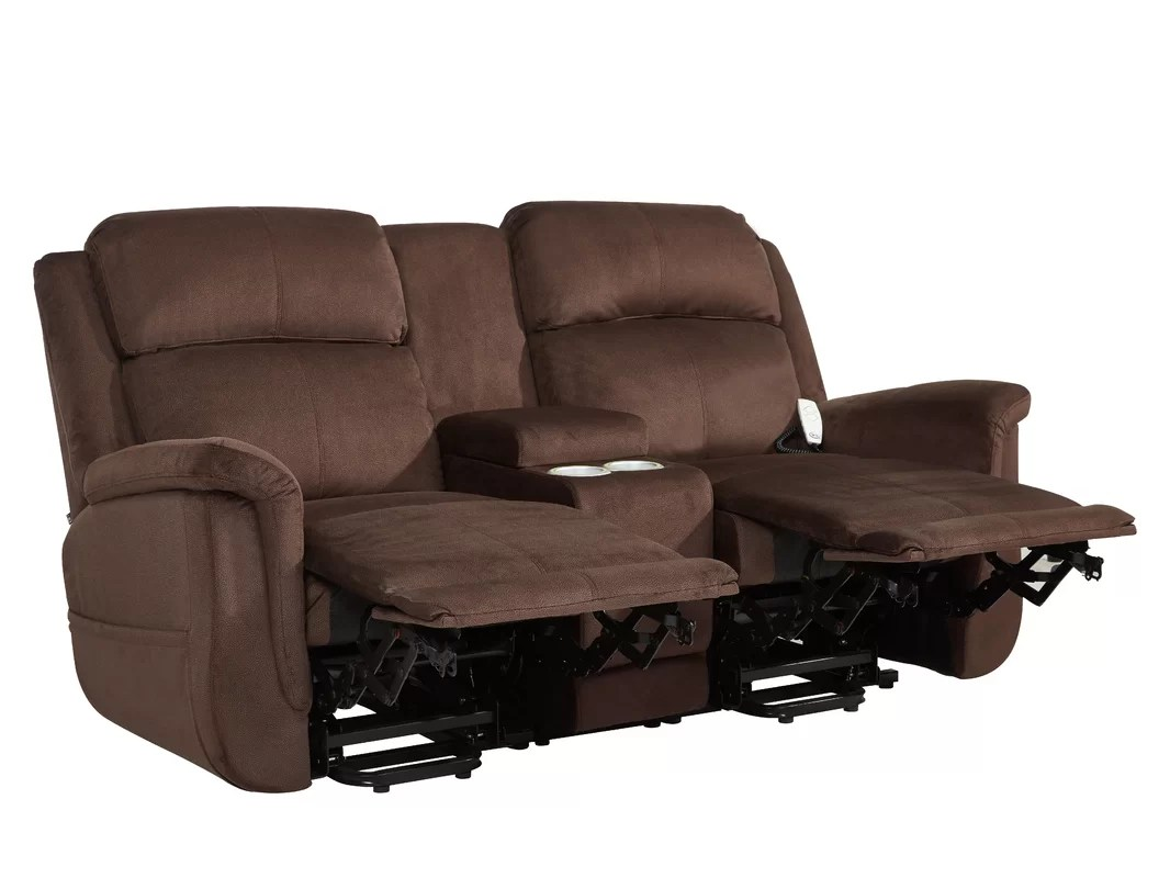 power recliner chairs reviews used chair covers wedding for sale serta lift hampton wall hugger