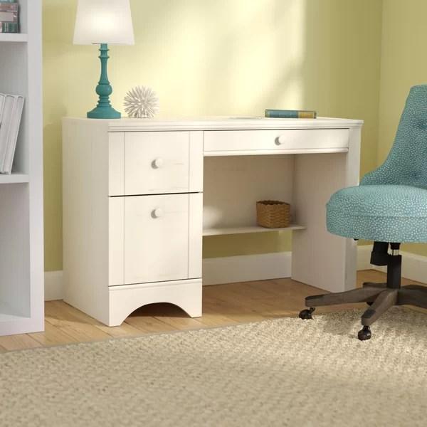 Beachcrest Home Pinellas Computer Desk Amp Reviews Wayfair
