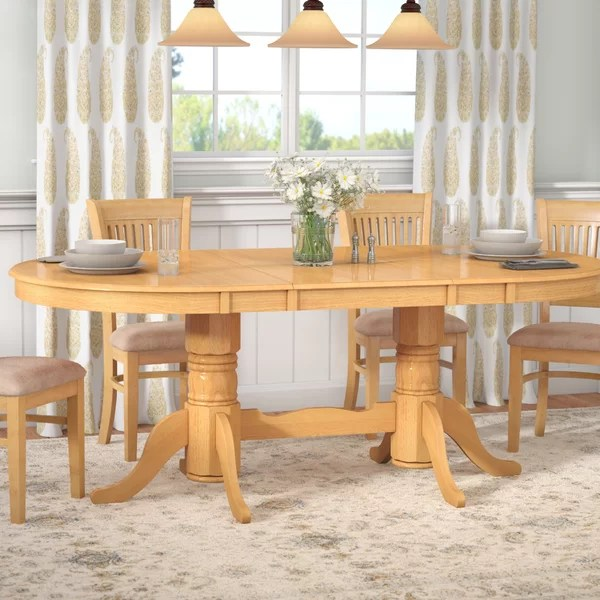 Darby Home Co Inwood Extendable Dining Table  Reviews