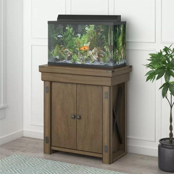 Archie & Oscar Ester 20 Gallon Aquarium Stand
