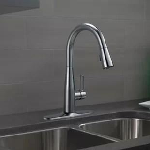 chrome kitchen faucet parts faucets you ll love wayfair quickview