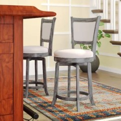 Bar Chairs With Arms And Backs Bedroom Chair Rail Ideas Stools Counter Joss Main Topeka 24 Swivel Stool