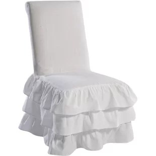black parson chair covers mobile manicure table and chairs skirted parsons wayfair quickview