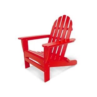 red adirondack chairs massage chair repair modern allmodern quickview