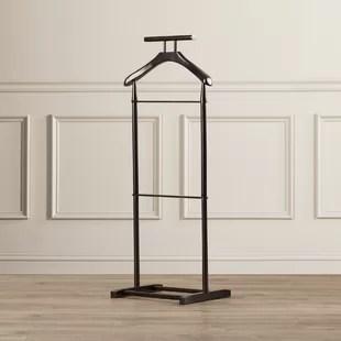 mens valet chair bedroom commode wayfair men s stand