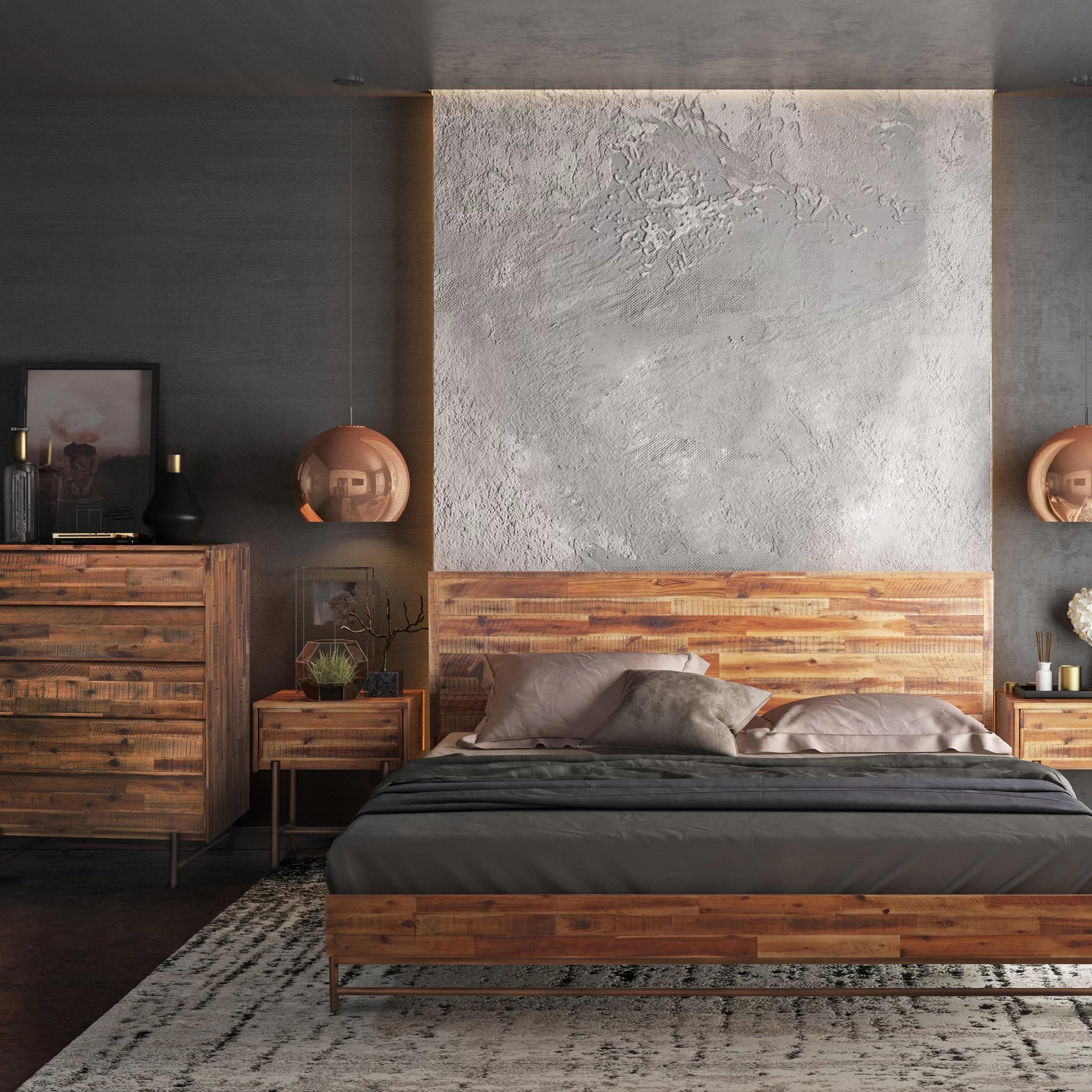modern bedroom accent furniture