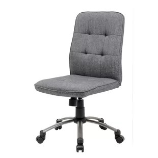 acrylic desk chair with cushion covers game store office chairs joss main quickview