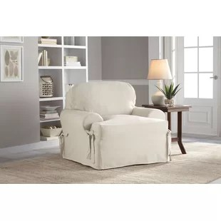 slipcovers for living room chair rocker gaming bluetooth you ll love wayfair quickview