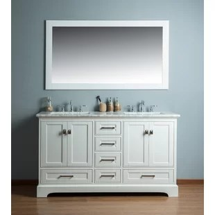 double vanities you'll love | wayfair
