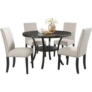 dining room tables and chairs ergonomic drafting chair kitchen sets joss main quickview