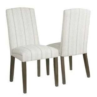 hd designs morrison accent chair best bathtub for elderly chairs joss main lake kathryn stripe parsons set of 2