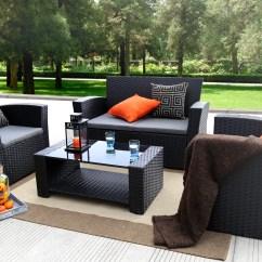 Cushion Sofa Set Katy Scs Bay Isle Home Reordan 4 Pieces With Cushions Reviews Wayfair