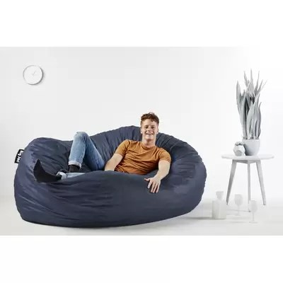 big joe bean bag chair multiple colors 33 x 32 25 covers for hire sydney comfort research xxl reviews wayfair