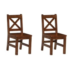 Childs Wooden Chair Ladder Back Wayfair Quickview