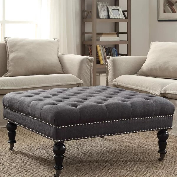 Ottomans  Poufs  Wayfair