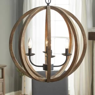 Stanton 4 Light Candle Style Chandelier