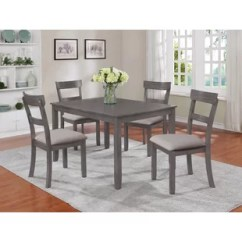 Kitchen Table And Chairs With Wheels Cheap Accent Chair Dining Room Sets You Ll Love Henderson 5 Piece Set
