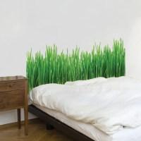 ADZif Cama Grass Wall Mural & Reviews   Wayfair