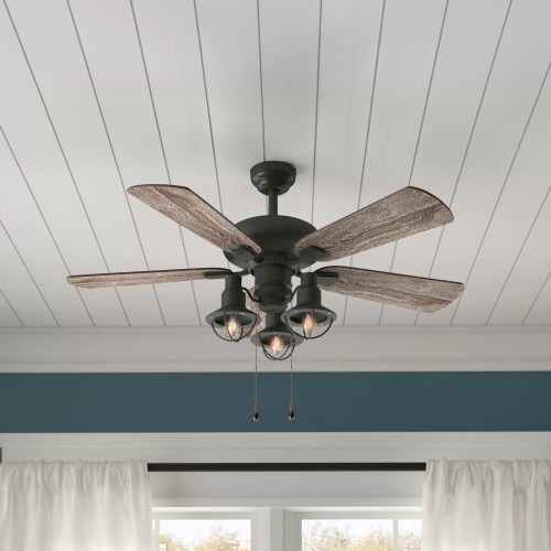 small resolution of birch lane heritage 42 raymer 5 blade led ceiling fan light kit included reviews birch lane