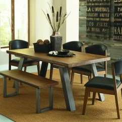 Bench For Kitchen Table Green Apple Decor Dining Benches You Ll Love Wayfair Ca Gandara Wood