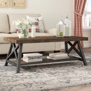 living rooms tables with off white walls coffee you ll love wayfair ca save