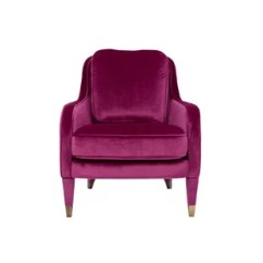 Purple Swivel Chair Ghost Knock Off Modern Accent Chairs Allmodern Quickview