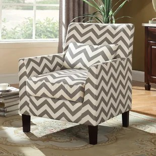 living room chair with good lumbar support wall decals for wayfair armchair