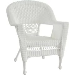 White Resin Wicker Chairs Red Sarajevo Wayfair Quickview
