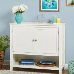 Kitchen Server Car White Cabinets Wayfair Ca Save