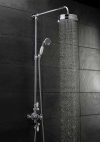 Premier Victorian Triple Exposed Thermostatic Shower Valve ...