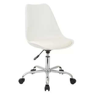 desk chair with wheels skovby dining chairs uk white office you ll love wayfair quickview